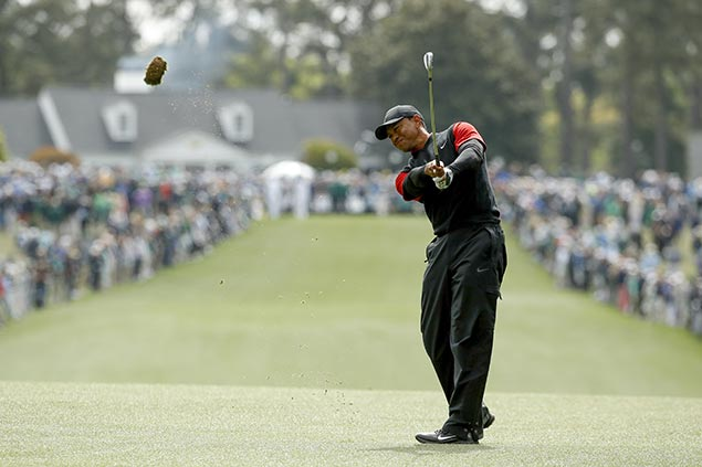 Tiger Woods glad to end strong after poor start in Masters return: 'A bittersweet ending'