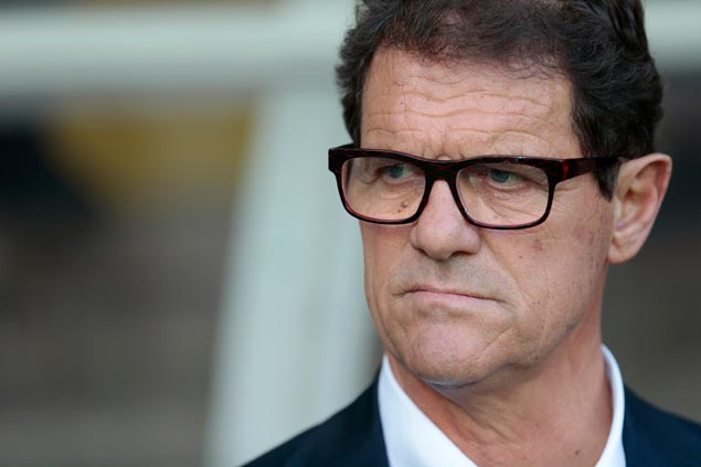 Fabio Capello retires from coaching, not interested in open job with Italy national team