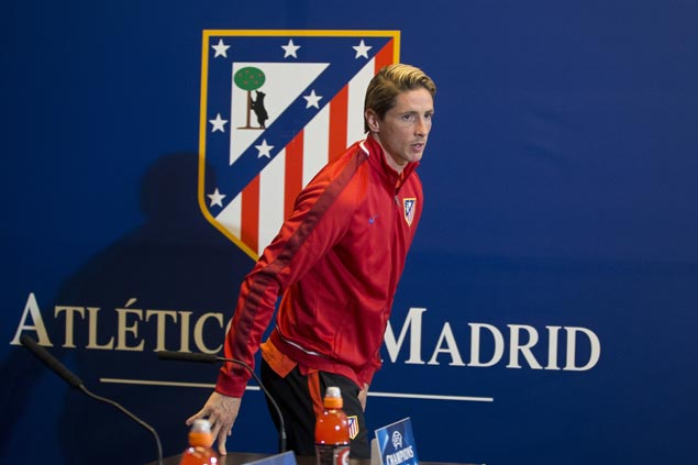 Fernando Torres set to leave Atletico Madrid at the end of the season