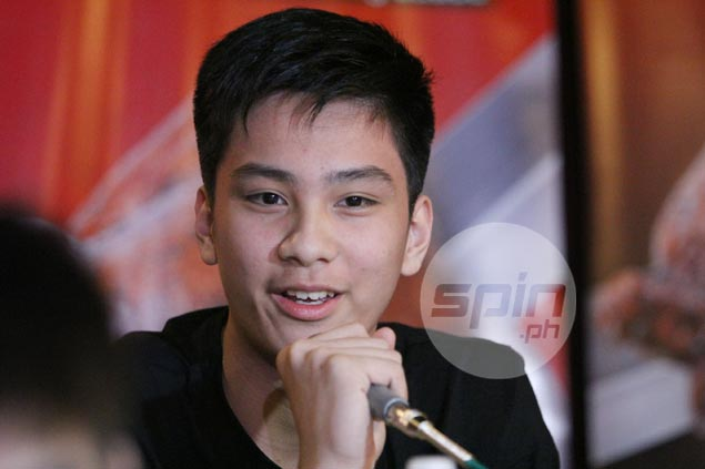 Kai Sotto exempted from Batang Gilas' no-cellphone policy in China. Here's why
