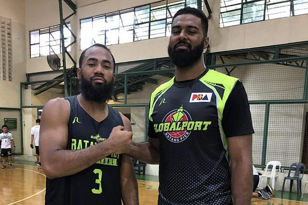 Racela expects Mo Tautuaa to finally fulfill potential as 'main big' at GlobalPort