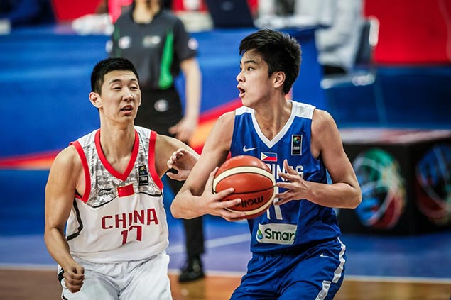 Prodigious teens Kai Sotto, Raven Cortez earn invites to join Gilas cadets in Filoil Cup