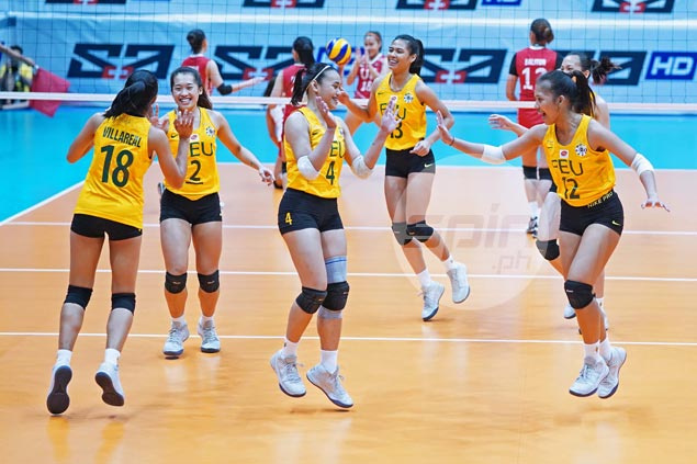 FEU secures at least a playoff for second twice-to-beat spot after rout of lowly UE