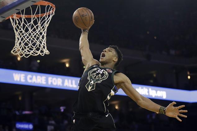 Antetokounmpo, Gobert, KD top charts as wingspan factors into NBA playoff race