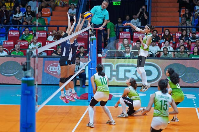 La Salle secures No. 1 spot, eliminates Adamson and paves way for NU return to semis