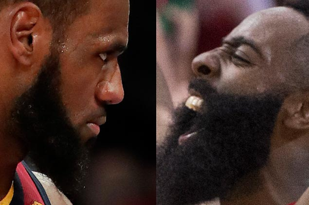 Who between LeBron and Harden should be voted MVP? Let the debate begin
