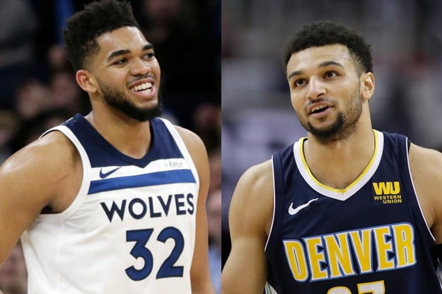 Wolves-Nuggets in elimination game, and the winner can still finish as high as fifth