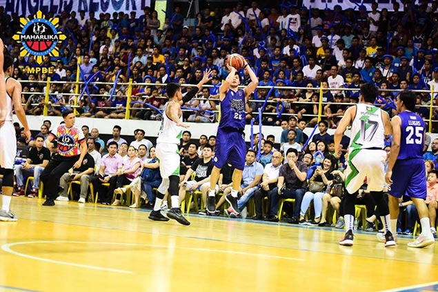 Muntinlupa pulls away late to finish off Paranaque and ...