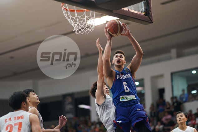 Gilas possibilities abound as Kobe Paras opts to return home