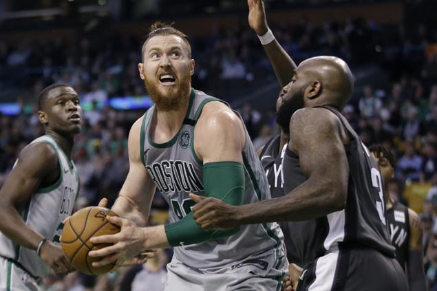 Celtics send reserves to rip Nets, brace for playoff against Bucks