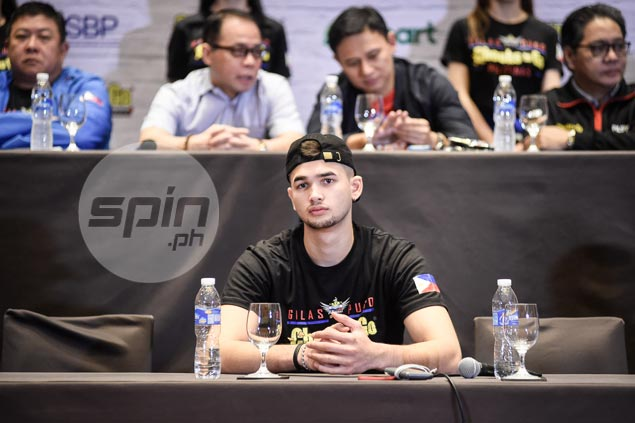 Homebound Kobe Paras likely staying for good, says Gilas team manager