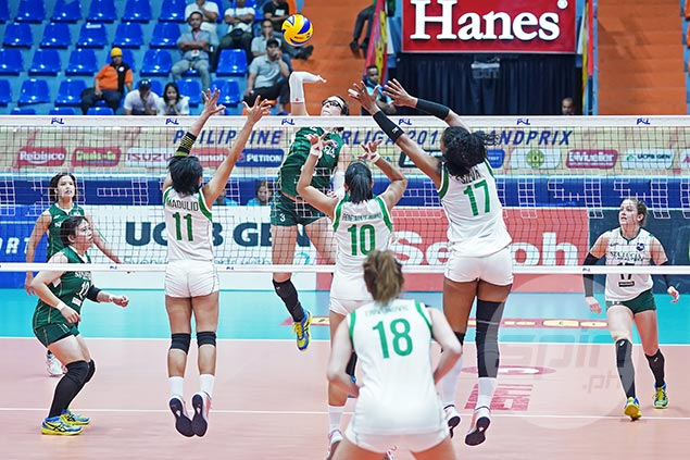 Sta. Lucia keeps Smart winless, bags back-to-back wins to end PSL Grand Prix elims strong
