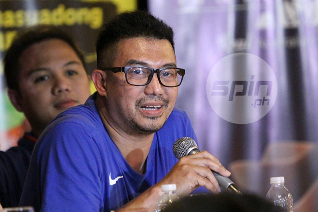 Batang Gilas coach lauds RC Calimag for playing through injury in clinching berth for World Cup