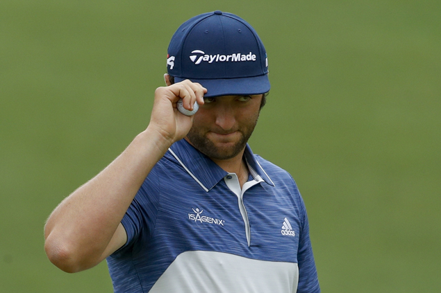 Home favorite Jon Rahm a stroke off as Marc Warren, Paul Dunne set pace in Spanish Open