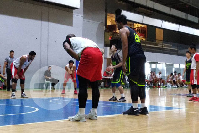 Jong Baloria, Jeff Viernes fight for 15th and final spot in GlobalPort lineup