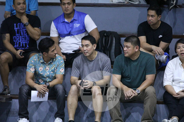 Why did Ramil de Jesus resign as PH volleyball coach? Don't bother asking LVPI officials