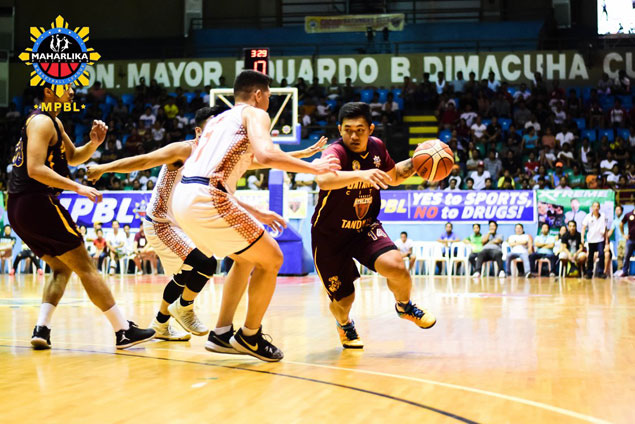 Left out by JRU, Teytey Teodoro making most of MPBL chance to catch PBA teams' attention
