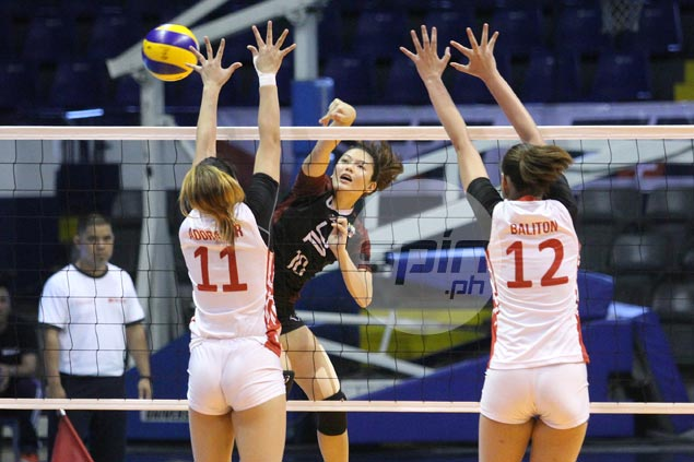 UP Lady Maroons go out on high note with big victory over UE Lady Warriors