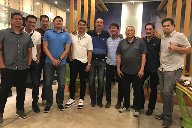 PBA legends put up foundation to raise funds for ailing former colleagues