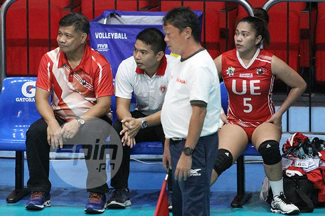 UE promotes deputy Karl Dimaculangan as new Lady Warriors head coach