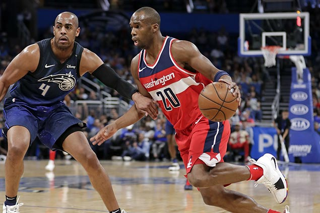 Jodie Meeks out for playoffs as NBA slaps 25-game suspension on Wizards vet for failed drug test