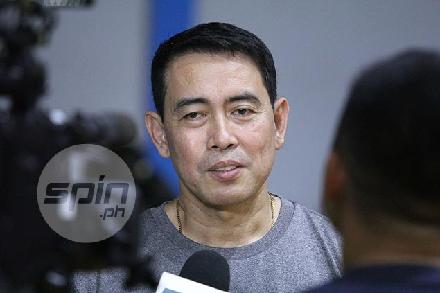 Coach Ramil de Jesus seeks support of schools, team owners in forming national women's team