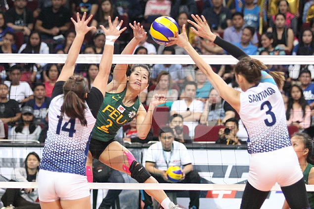 FEU downs NU Lady Bulldogs to secure at least a playoff for twice-to-beat spot