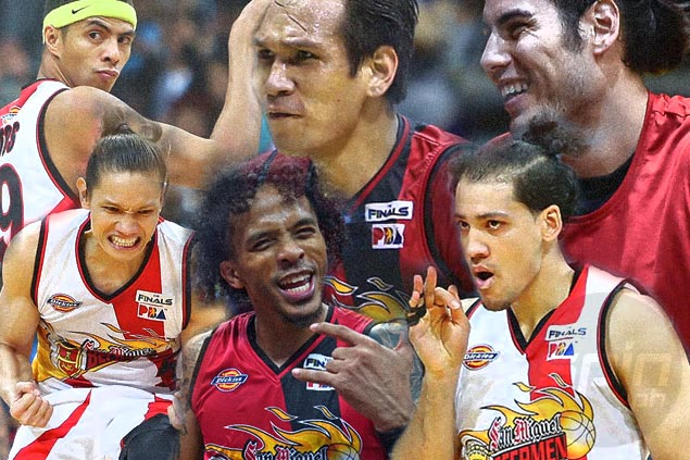 Cone says a team of PBA's five best players 'probably still won't win' vs SMB. He explains