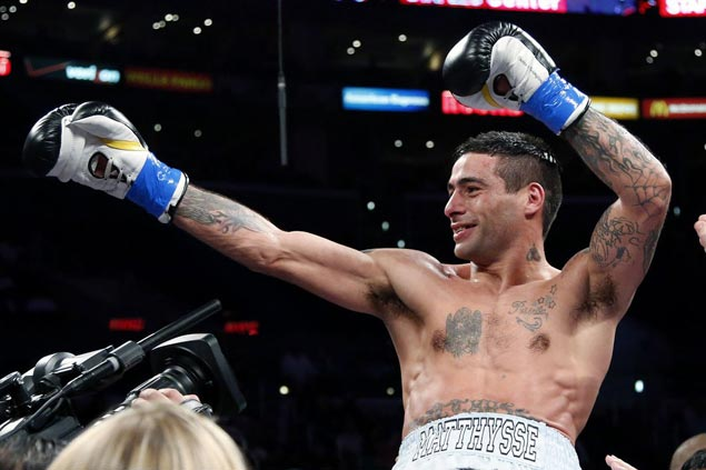Lucas Matthysse wants to send Manny Pacquiao into retirement via knockout