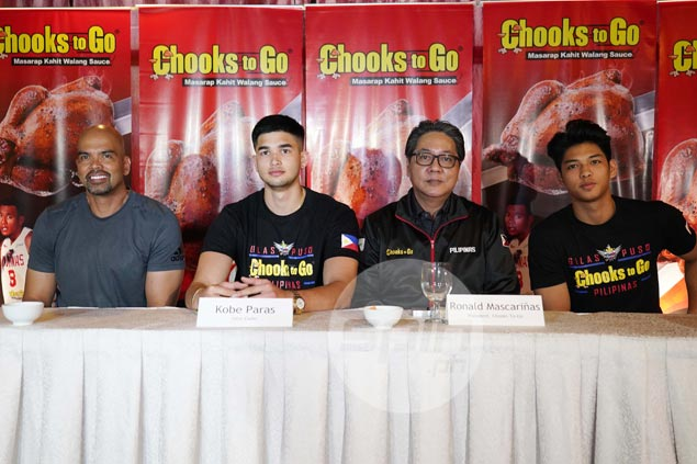 Benjie Paras agrees with Chot, expects son Kobe to get career back on track in PH