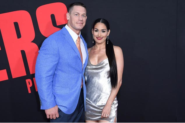Engaged pro wrestlers John Cena, Nikki Bella break up