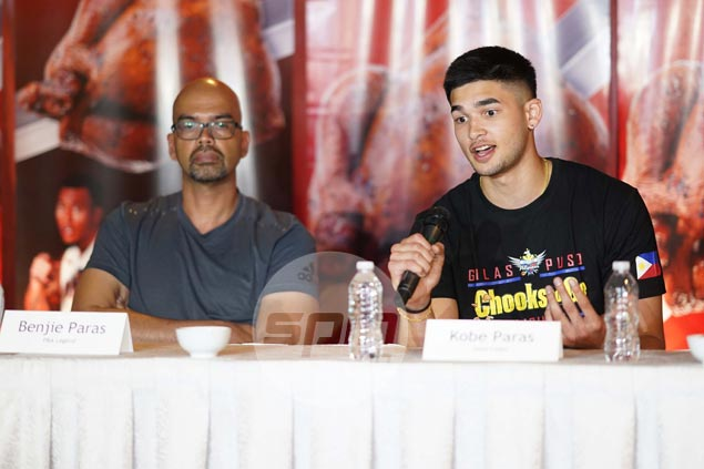 Kobe Paras on next move: 'PBA is a professional league, that's all I'm gonna say'
