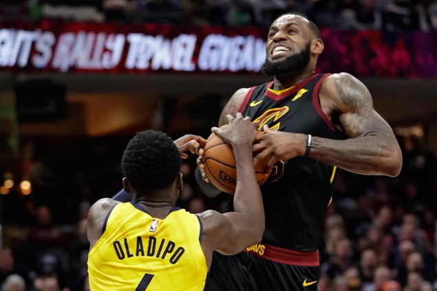 Cavs loss not entirely a stunner. Just the Pacers showing how good they are