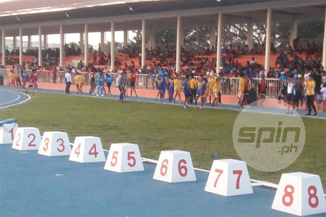 Big City athletes put a lock on overall title with a day to spare in Palaro
