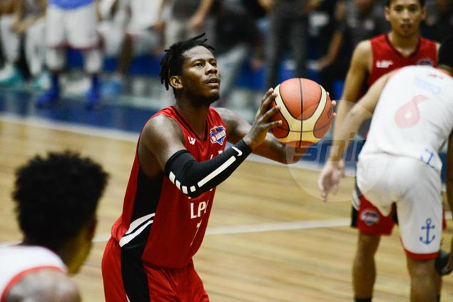 Zarks-Lyceum overcomes Marinerong Pilipino in overtime to draw first blood in D-League semis