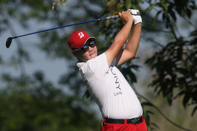 Teen pro Lee Song one stroke ahead in PGTA Luisita Championship