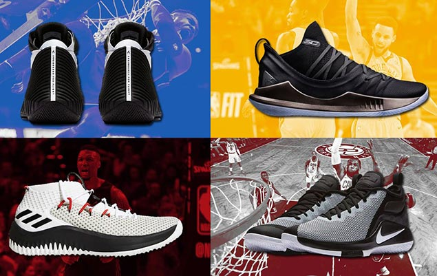 Let's look back at the 23 best sneakers that lit up the NBA regular season