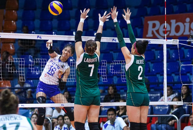 Foton puts away Sta. Lucia to arrange semis clash vs F2 Logistics in PSL Grand Prix