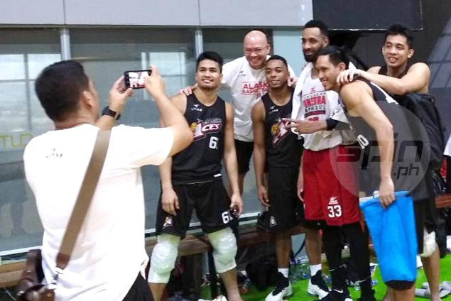 Alaska gives ex-import Shane Edwards a rude reception in tune-up win over Ginebra