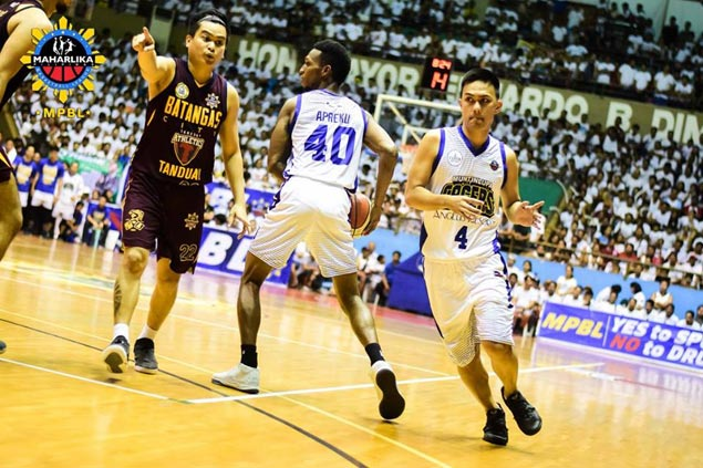 Muntinlupa stays alive in MPBL finals with Game Three win over Batangas City