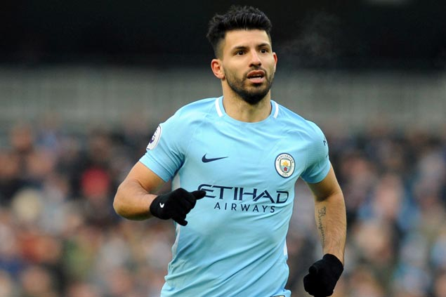 Sergio Aguero in race to be fit for World Cup after undergoing knee surgery