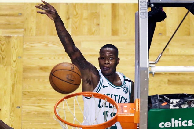 Brown, Rozier show way as Celtics ease to two-game lead over turnover-prone Bucks
