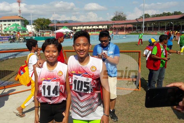Verdadero sets Palaromark in 100m, awaits confirmation for national boys' record