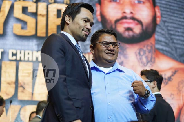 Buboy admits Roach will be tough to lose, but vows to respect Pacquiao decision