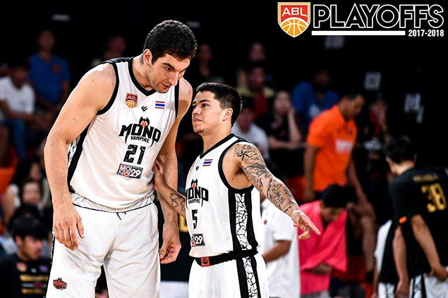 Mono Vampire completes semis sweep over top-seed Chong Son to book ABL finals duel vs Alab