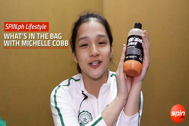 Gifts from teammates add value to La Salle setter's Michelle Cobb's valuables