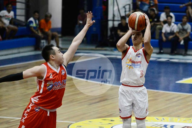 Marinero laments 'abrupt' UST decision to pull Renzo Subido out of D-League team