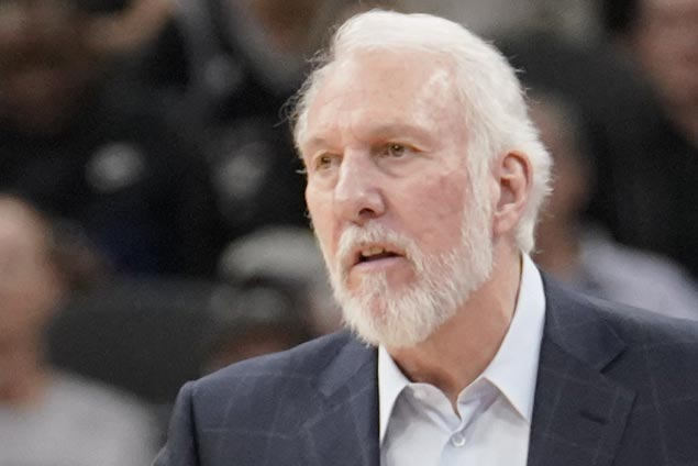 Gregg Popovich's wife Erin passes away at 67