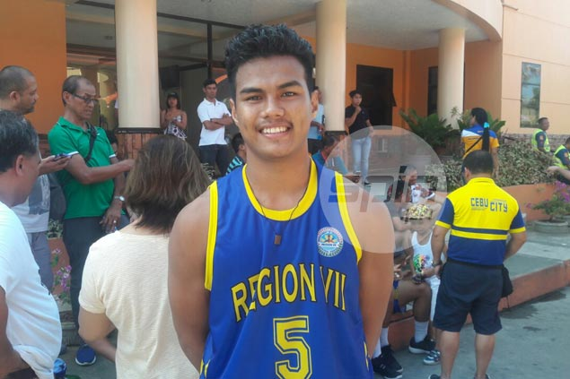 Joshua Yerro not committing to a college yet as he vows to help UV in Cesafi Jrs title retention bid