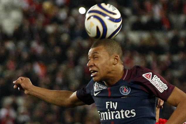 PSG stays on course for treble, downs Caen to arrange Coupe de France final vs third-tier Les Herbiers